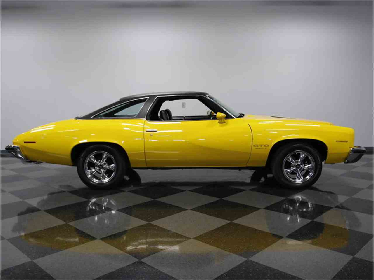 Large Picture of Classic 1973 GTO located in North Carolina - $22,995.00 Offered by Streetside Classics - Charlotte - KCDQ