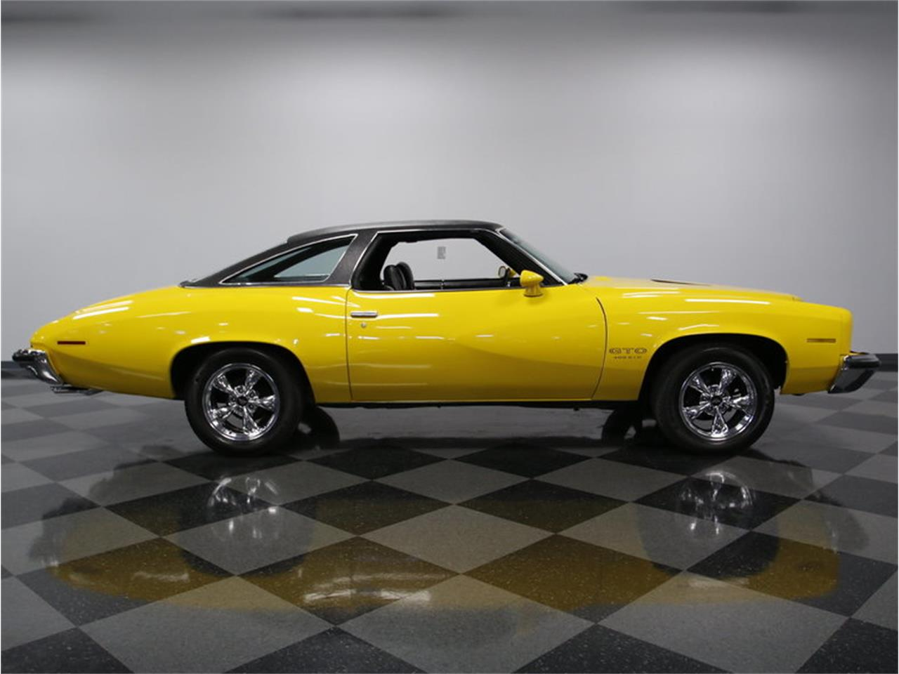 Large Picture of '73 GTO - KCDQ