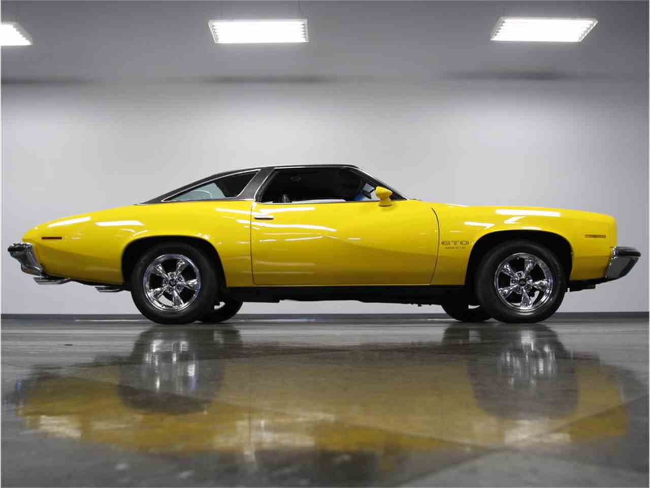 Large Picture of Classic '73 GTO located in Concord North Carolina - $22,995.00 - KCDQ