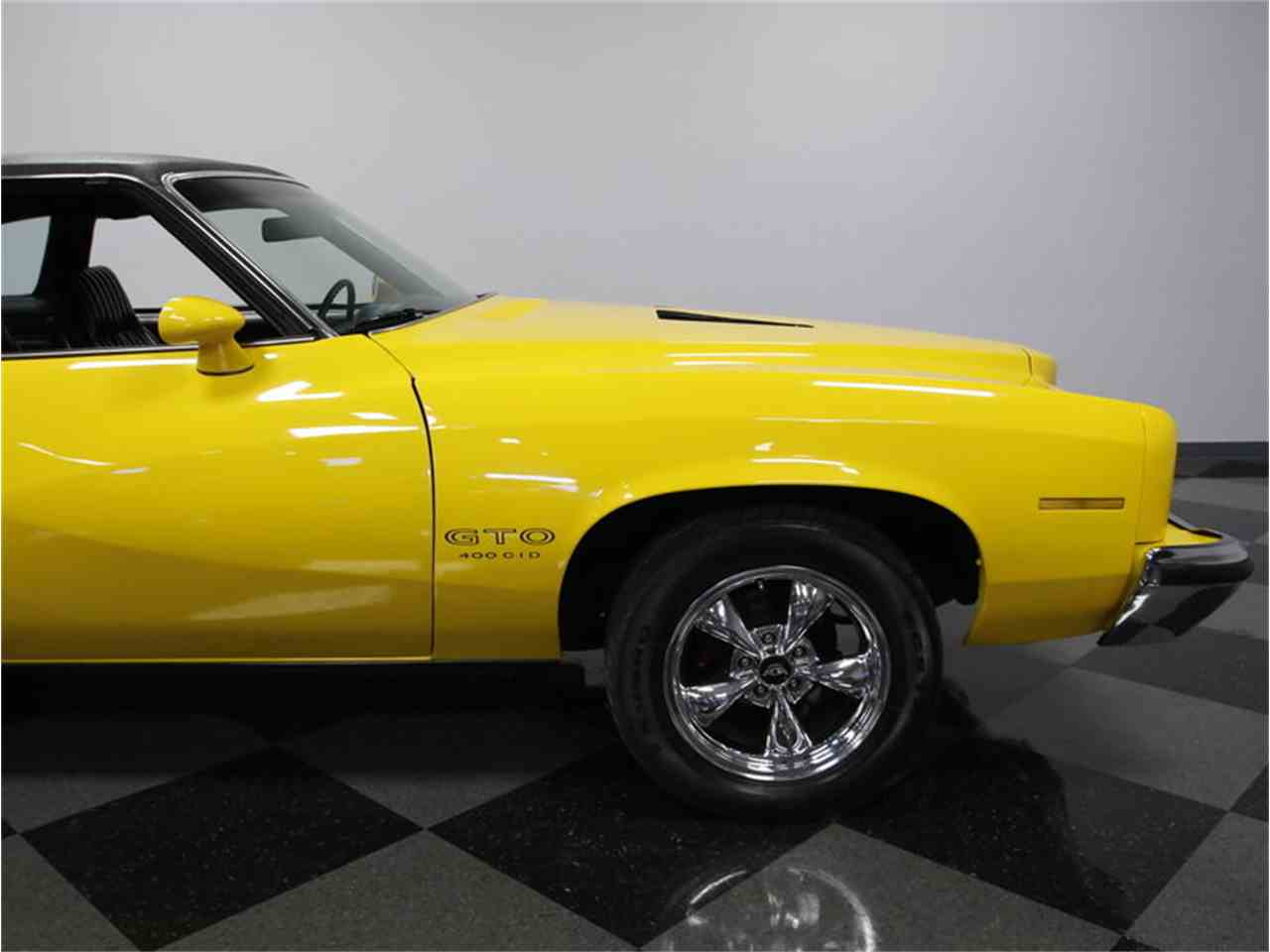 Large Picture of Classic '73 GTO - $22,995.00 Offered by Streetside Classics - Charlotte - KCDQ
