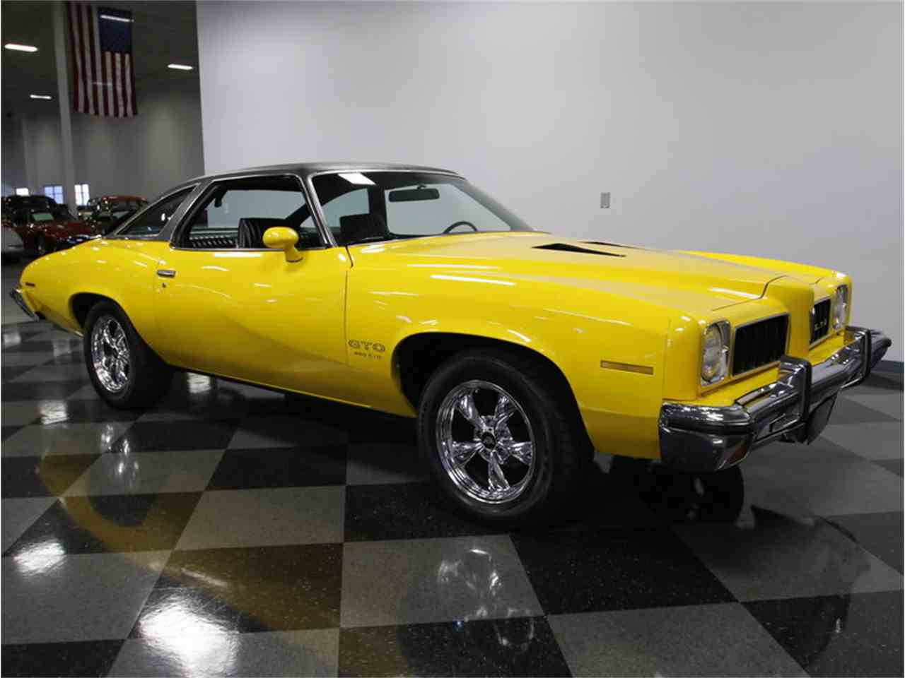 Large Picture of Classic 1973 GTO - KCDQ