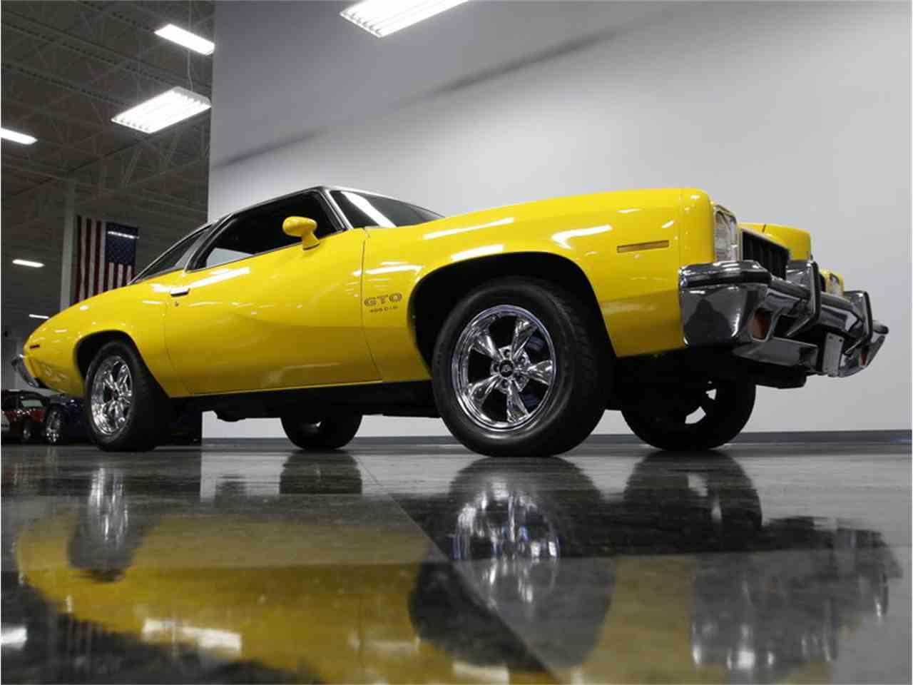 Large Picture of 1973 Pontiac GTO - $22,995.00 Offered by Streetside Classics - Charlotte - KCDQ