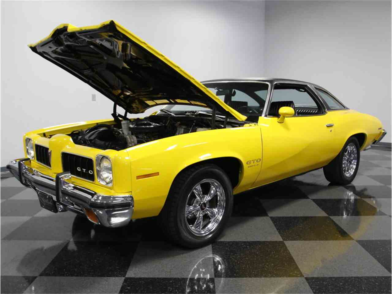 Large Picture of 1973 GTO located in Concord North Carolina Offered by Streetside Classics - Charlotte - KCDQ