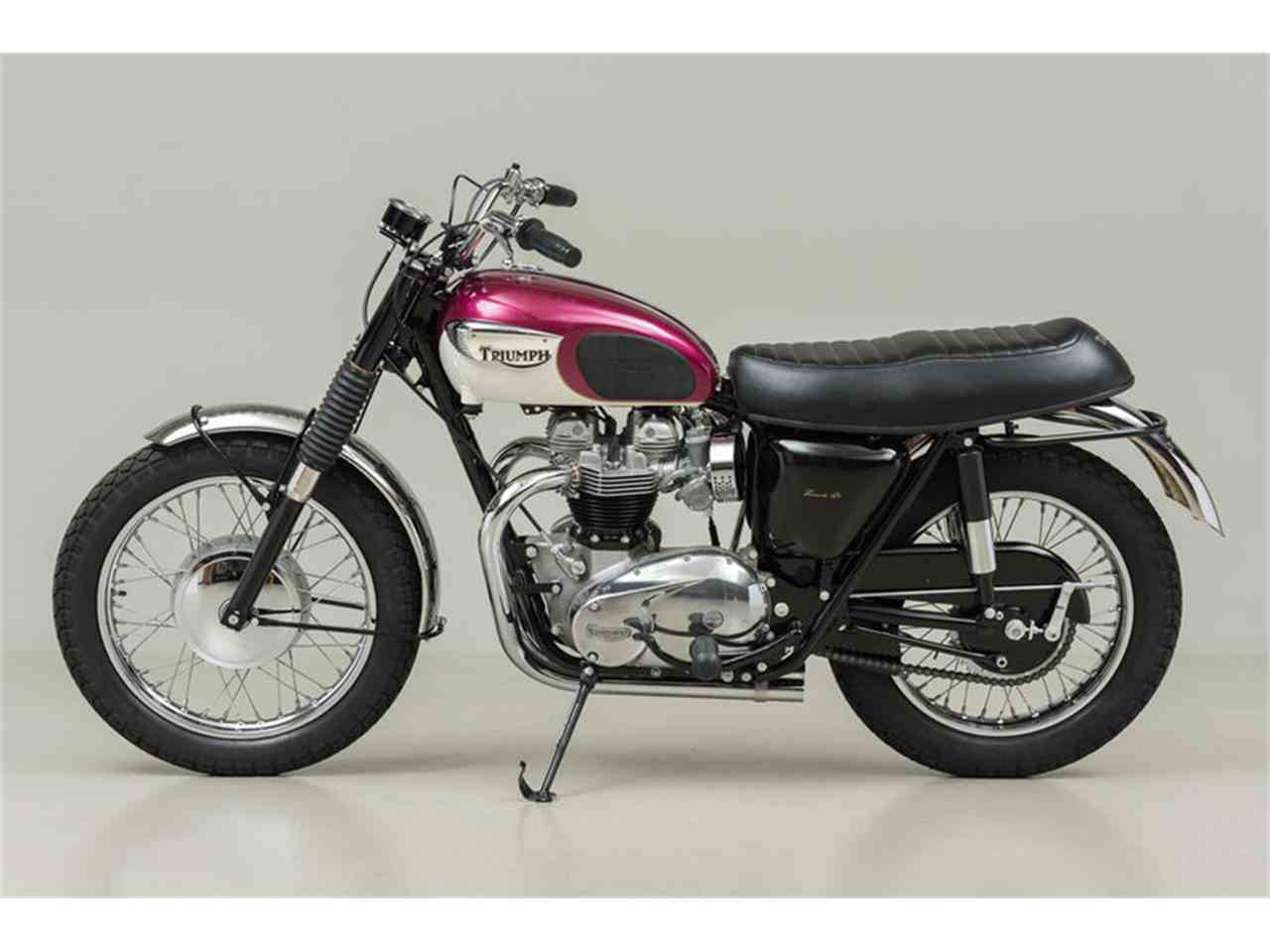 Large Picture of Classic 1967 Triumph T120 TT located in California - $35,000.00 - KCDZ