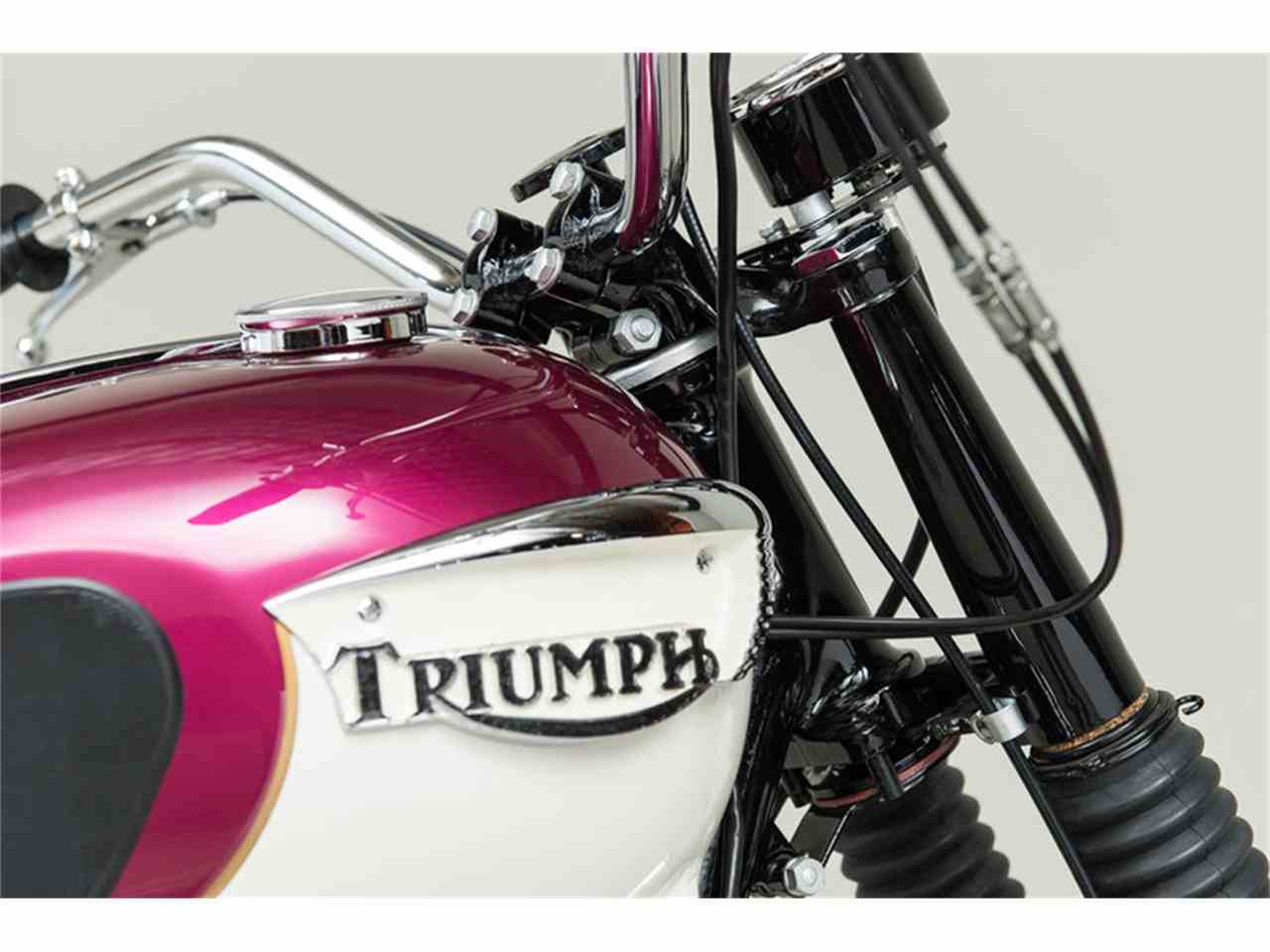 Large Picture of Classic 1967 Triumph T120 TT located in Scotts Valley California - KCDZ