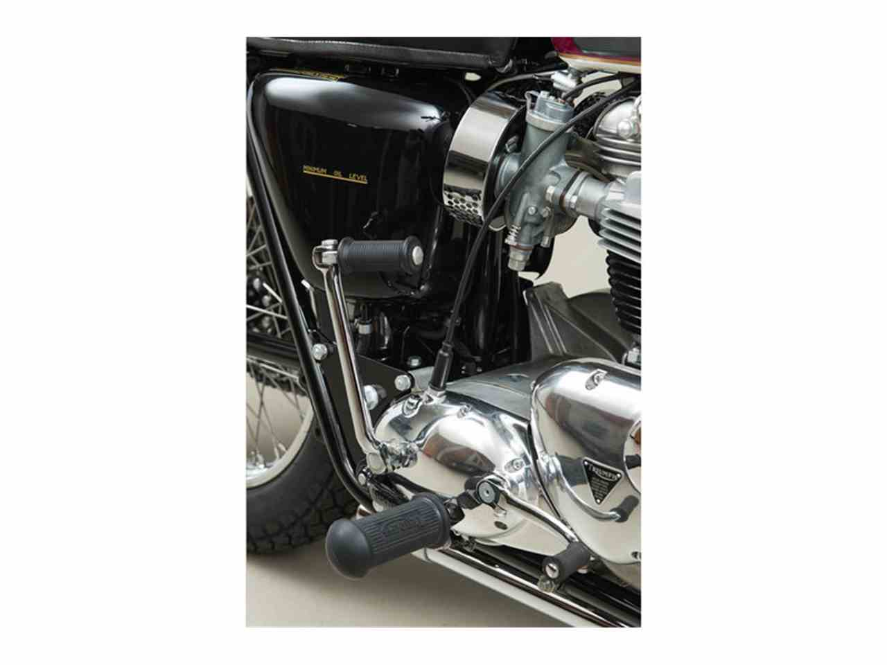 Large Picture of '67 Triumph T120 TT located in Scotts Valley California - $35,000.00 Offered by Canepa - KCDZ