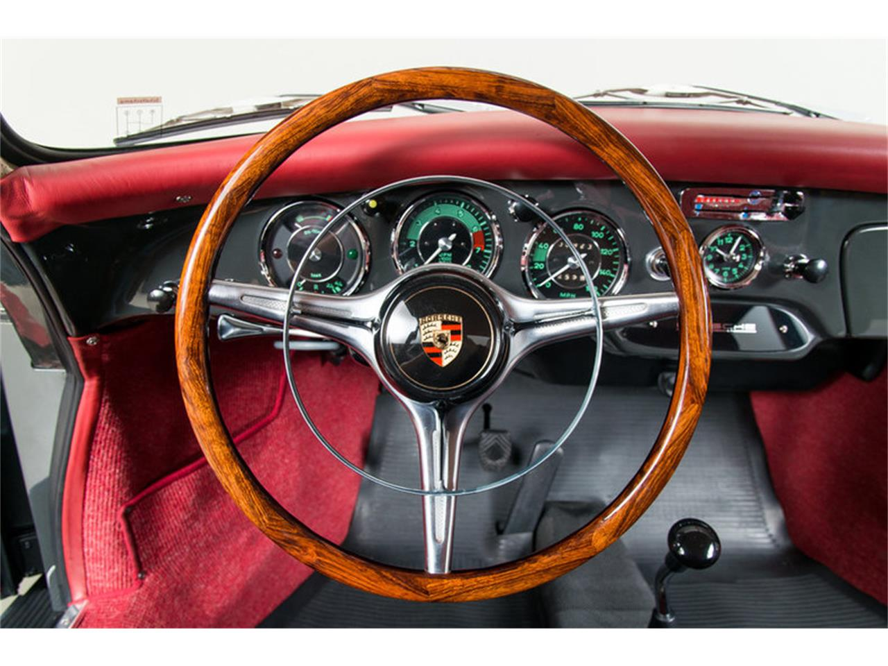 Large Picture of '63 356 Carrera 2 Coupe - KCE4