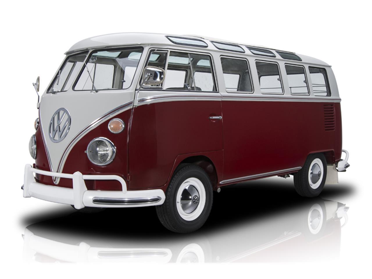 1f9d4200c5 Large Picture of 1966 Volkswagen Kombi 21 Window Bus -  119