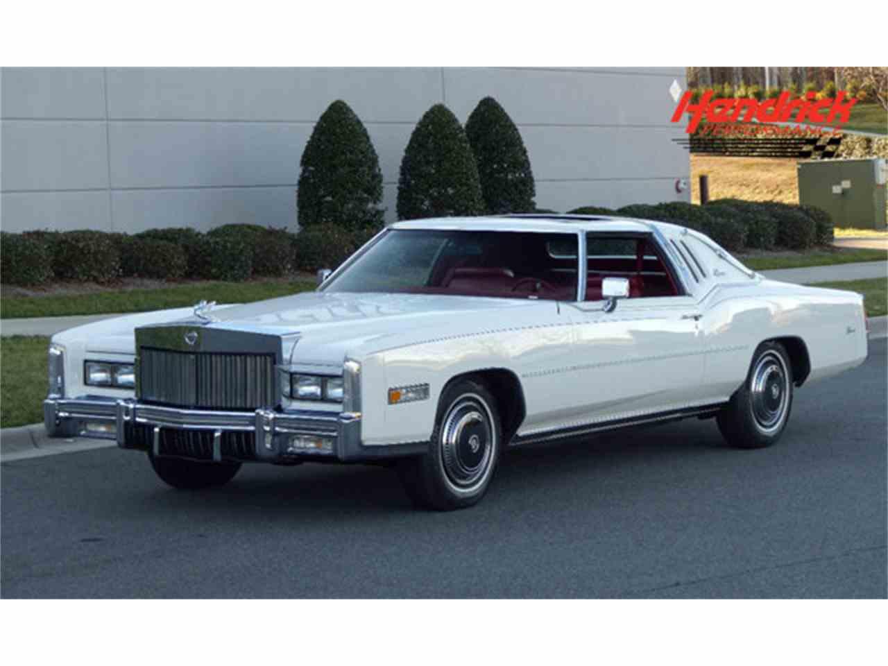 Large Picture of '76 Eldorado - KCER