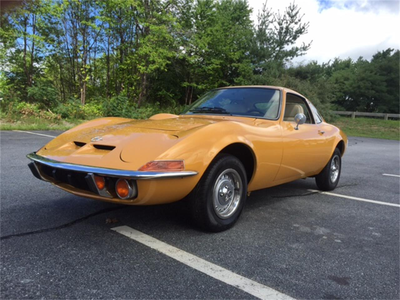 1972 opel gt for sale