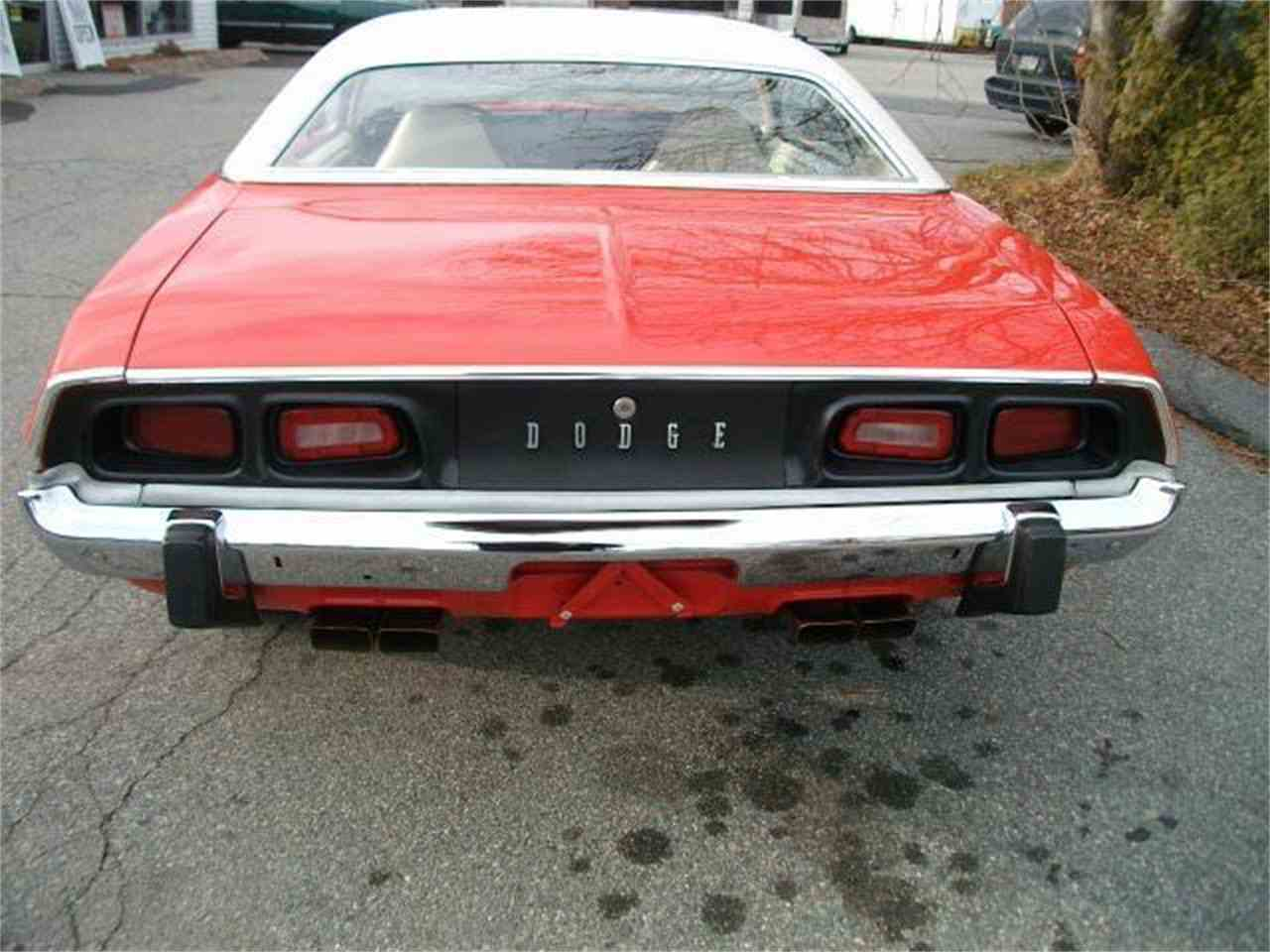 Large Picture of '73 Challenger - K60Y