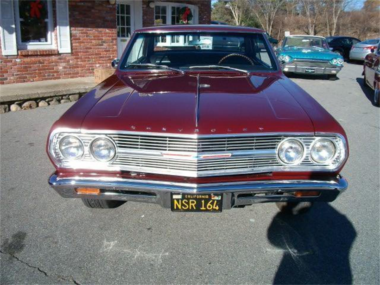 Large Picture of '65 Chevelle SS - K60Z
