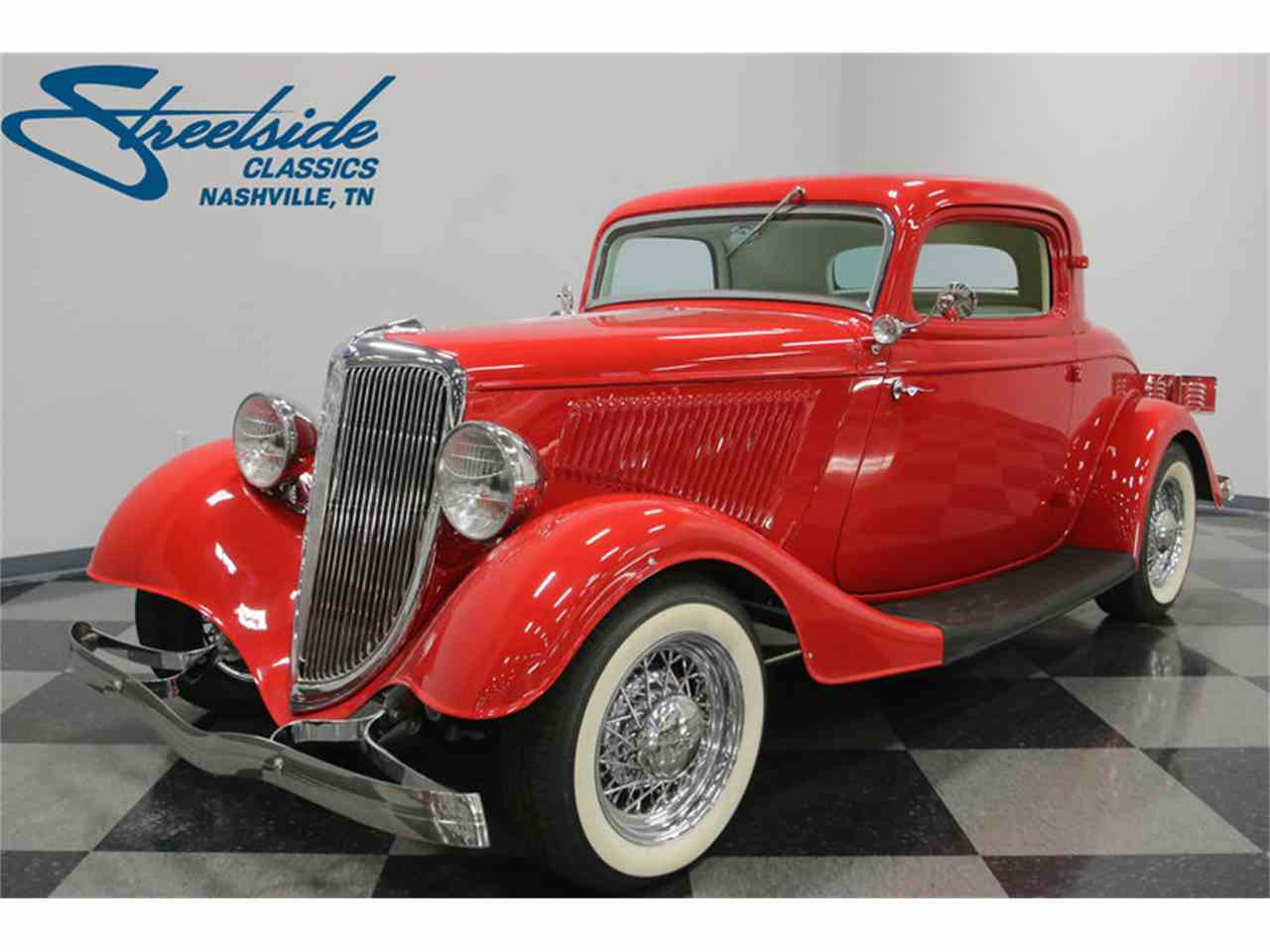 Large Picture of '34 3-Window Coupe - KCI9