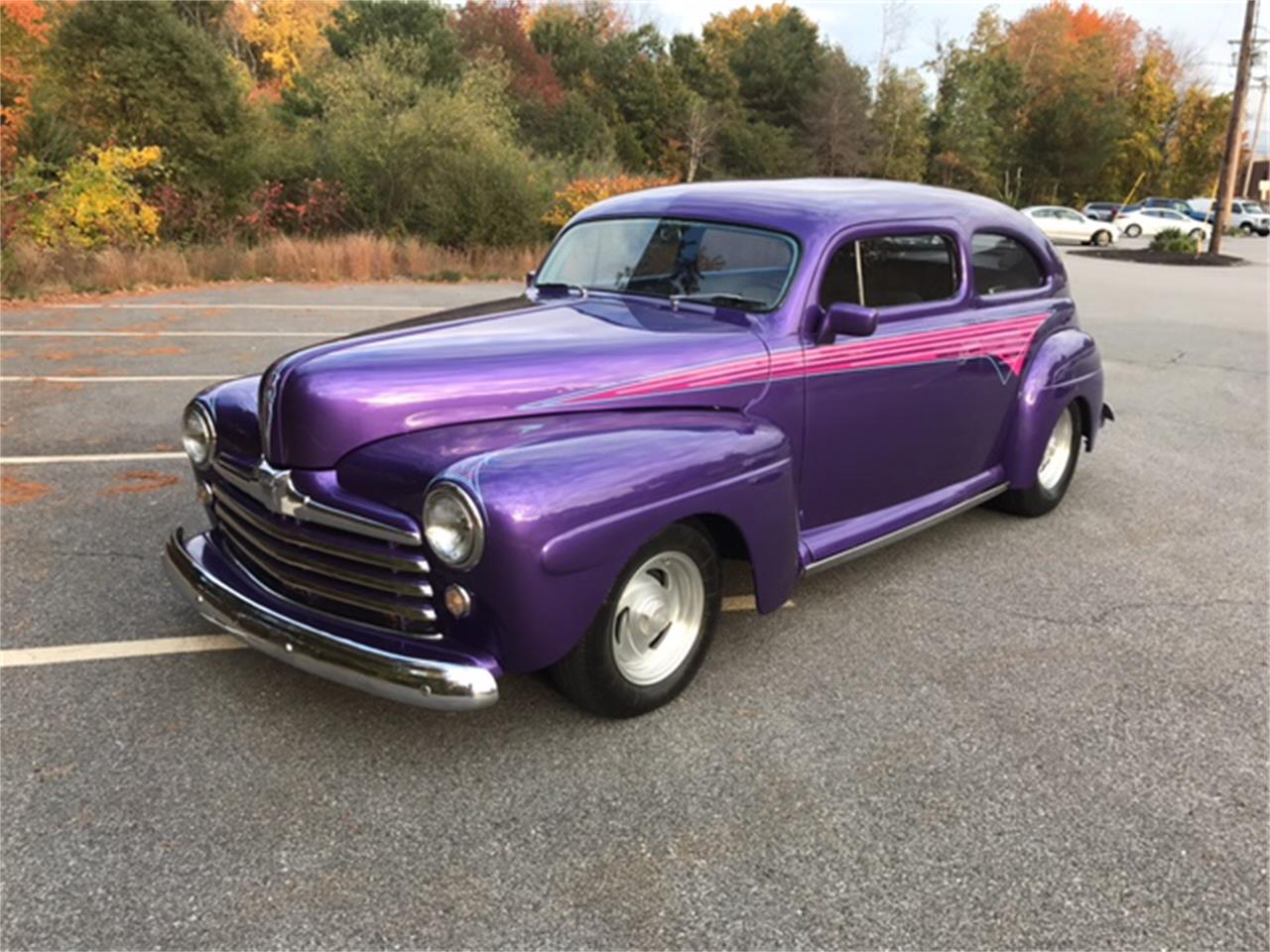 Large Picture of '46 Ford Deluxe located in Massachusetts - $39,900.00 Offered by B & S Enterprises - K611