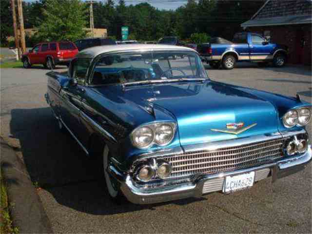 1958 Chevrolet Impala for Sale on ClicCars.com - Pg 3