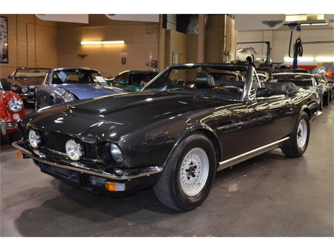 Large Picture of '85 Aston Martin Volante located in Huntington Station New York Offered by Autosport Designs Inc - KCIY