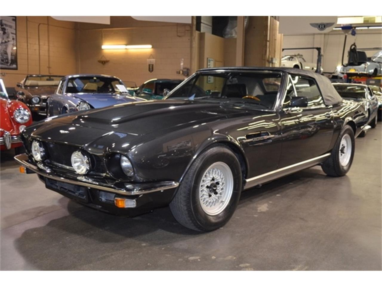 Large Picture of '85 Aston Martin Volante located in Huntington Station New York - $239,500.00 Offered by Autosport Designs Inc - KCIY