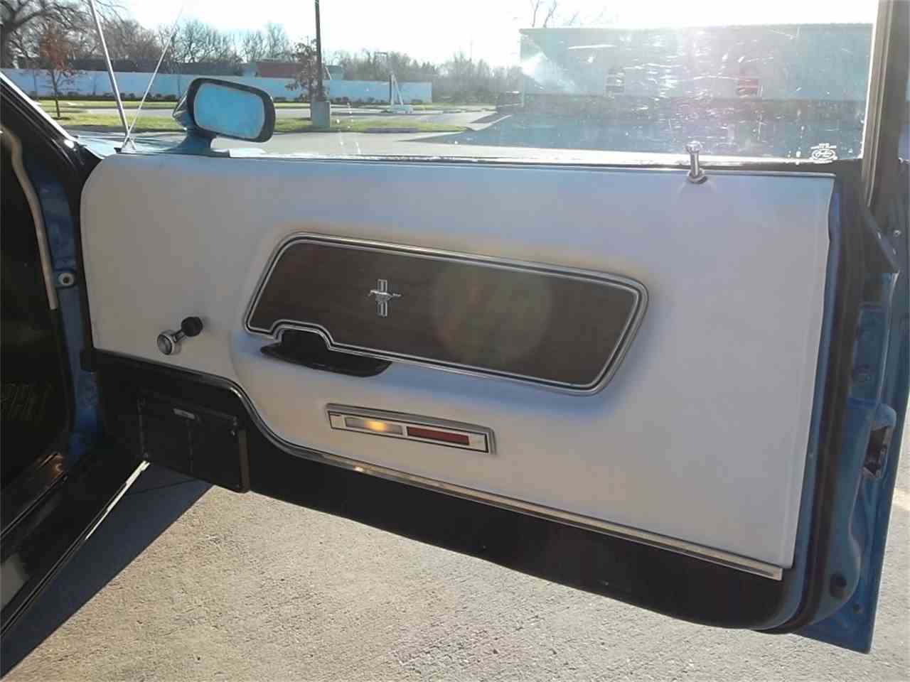 Large Picture of 1970 Ford Mustang Mach 1  located in Des Moines Iowa - KCJ1
