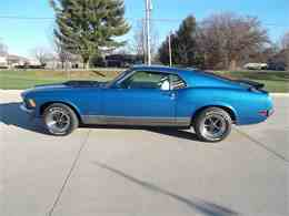 Picture of 1970 Ford Mustang Mach 1  located in Des Moines Iowa - KCJ1