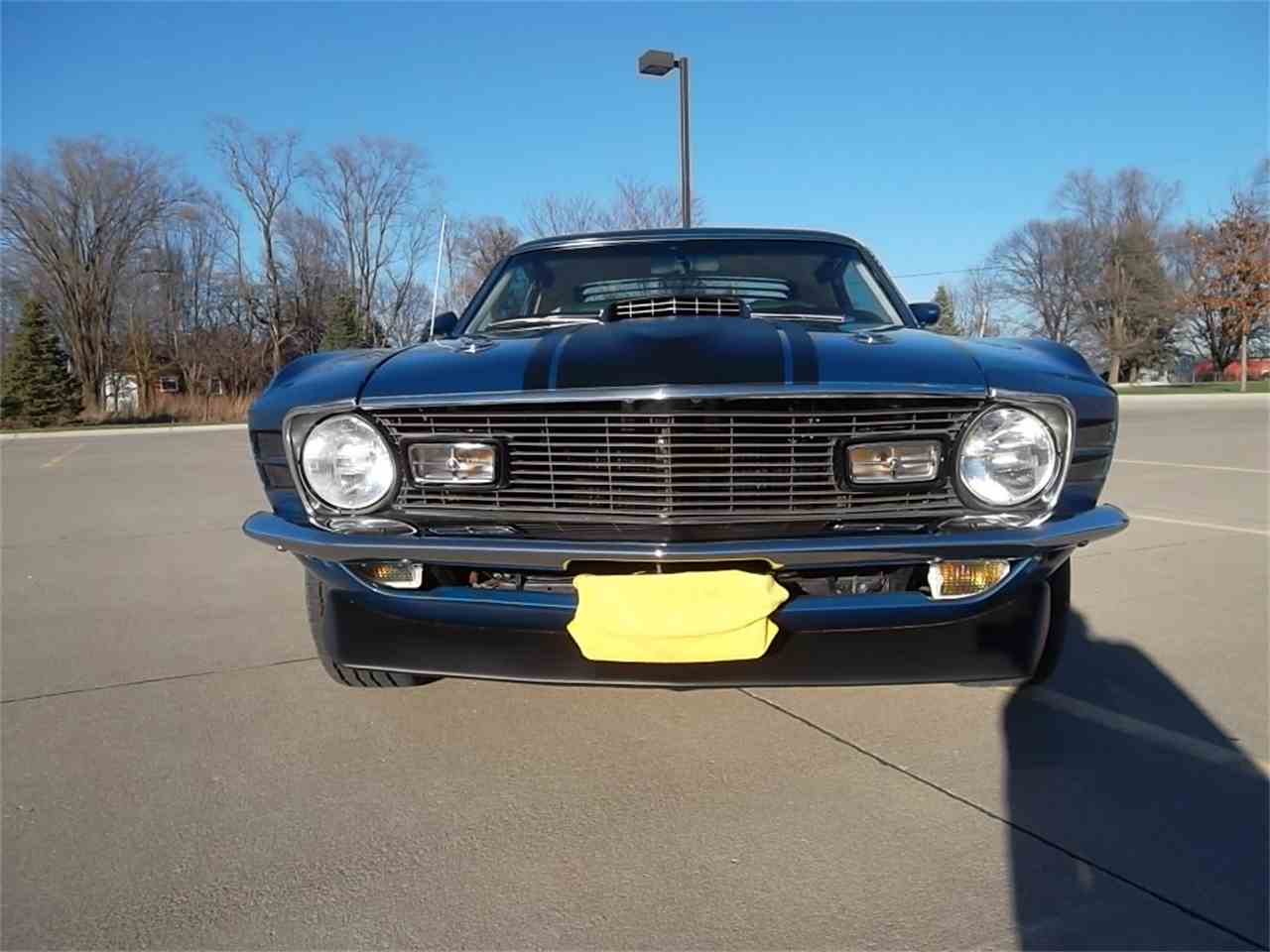 Large Picture of Classic 1970 Ford Mustang Mach 1  located in Iowa Offered by a Private Seller - KCJ1