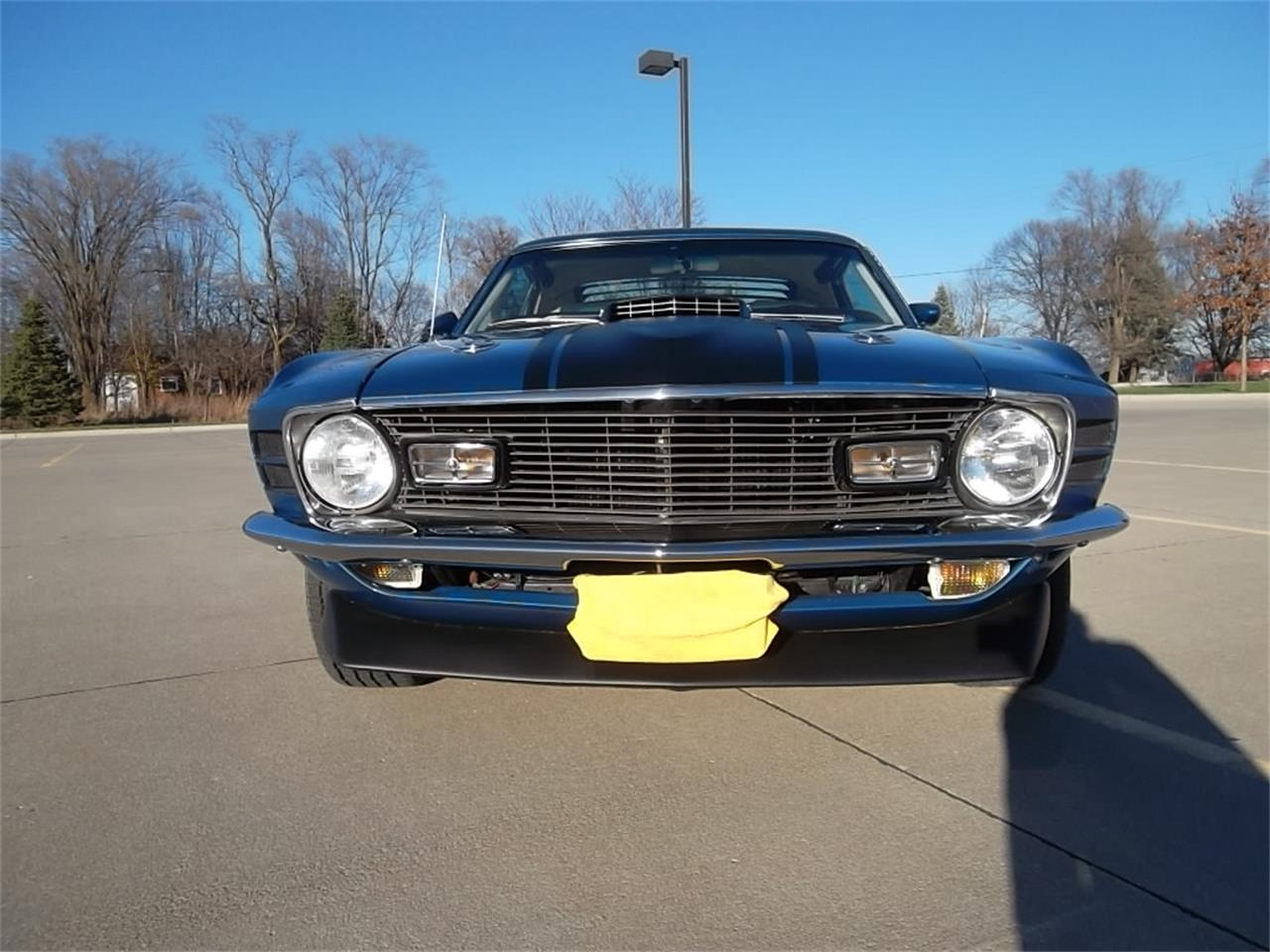 Large Picture of '70 Mustang Mach 1  - KCJ1
