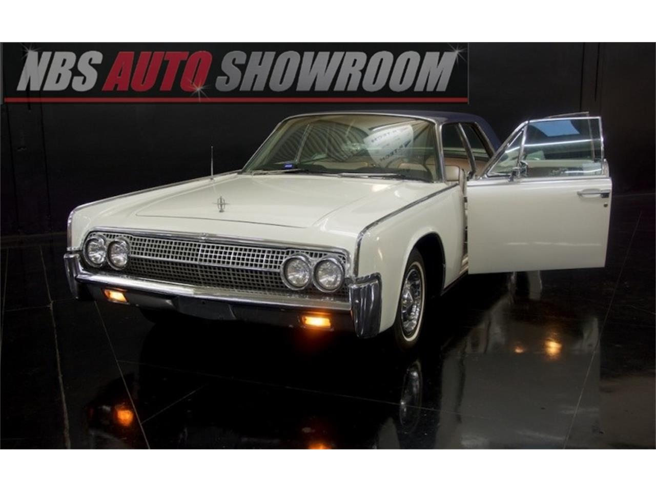 Large Picture of '63 Continental - KCJS
