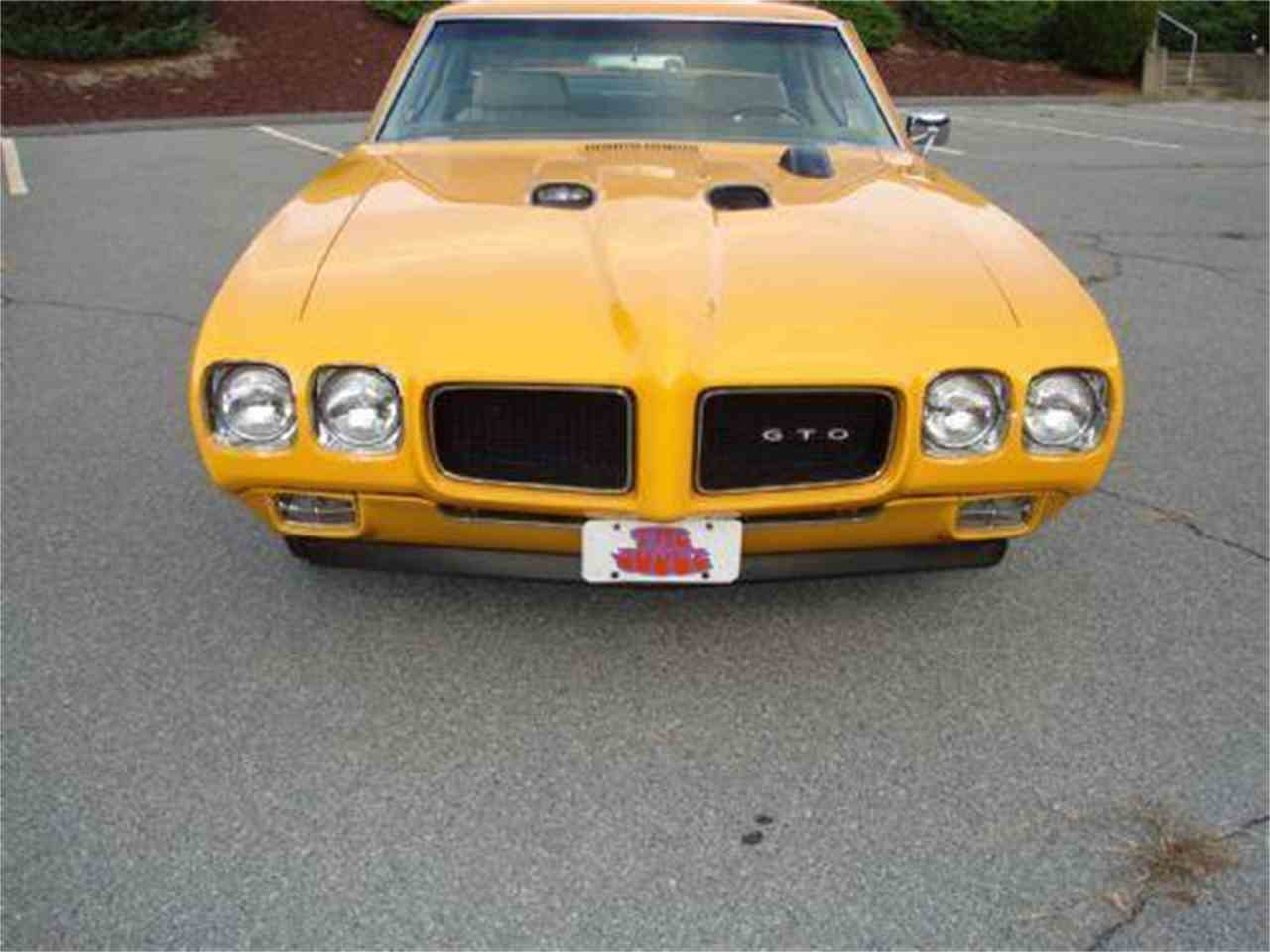 Large Picture of '70 GTO (The Judge) - K617