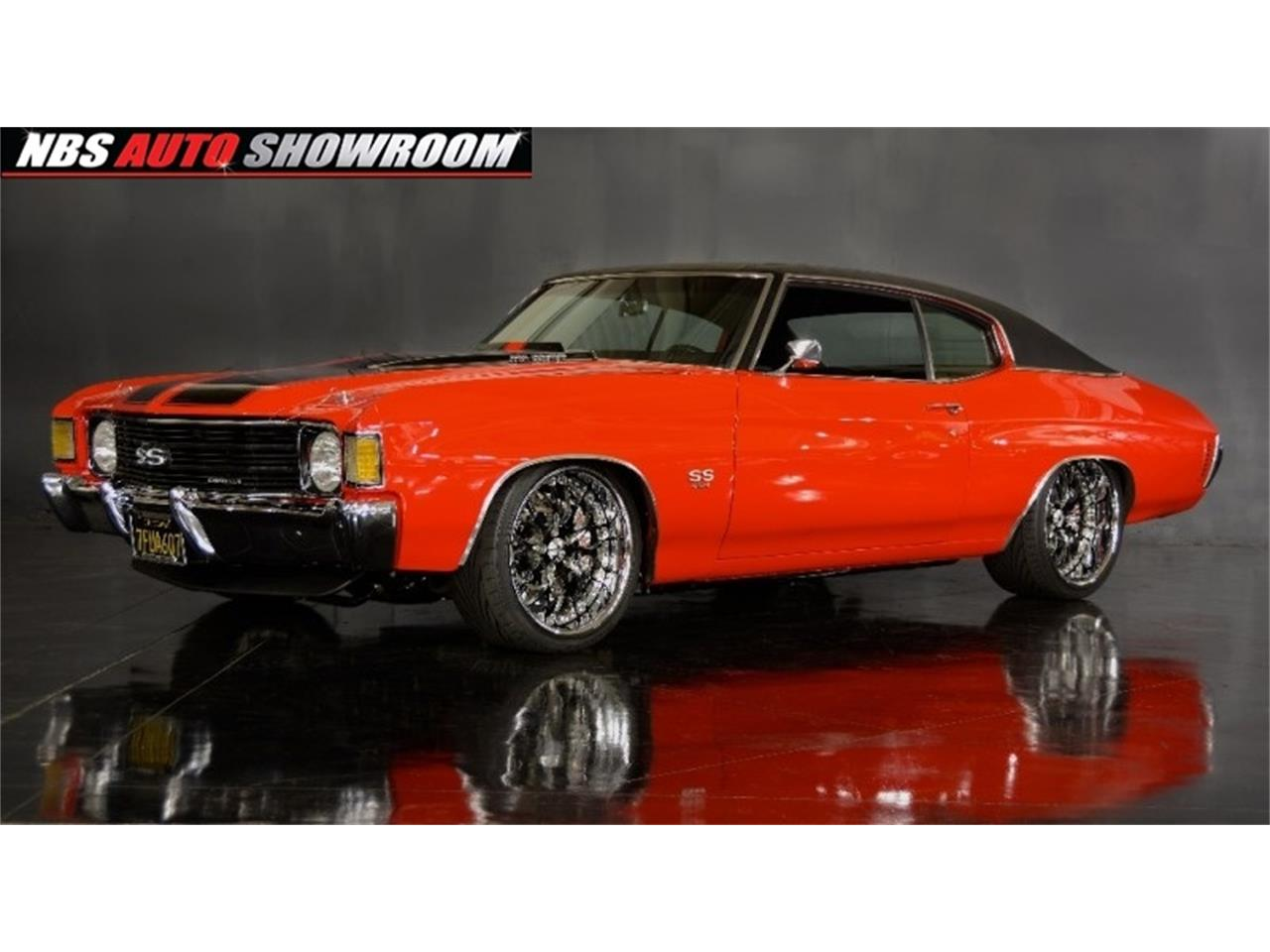 Large Picture of Classic '72 Chevrolet Chevelle located in California Offered by NBS Auto Showroom - KCKI