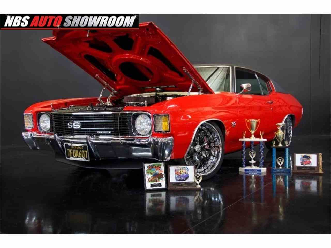 Large Picture of '72 Chevelle - KCKI