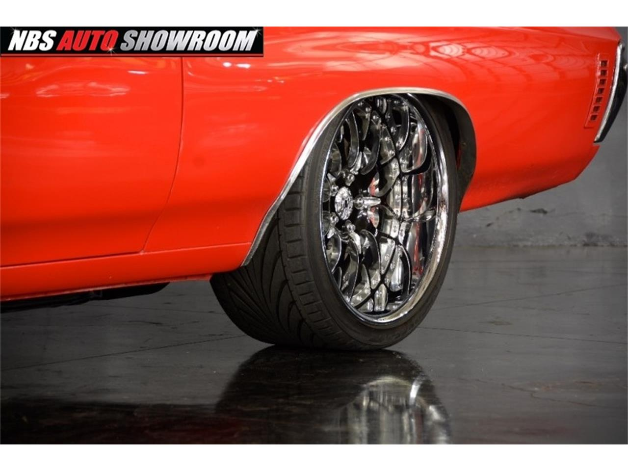 Large Picture of Classic '72 Chevrolet Chevelle located in Milpitas California Offered by NBS Auto Showroom - KCKI