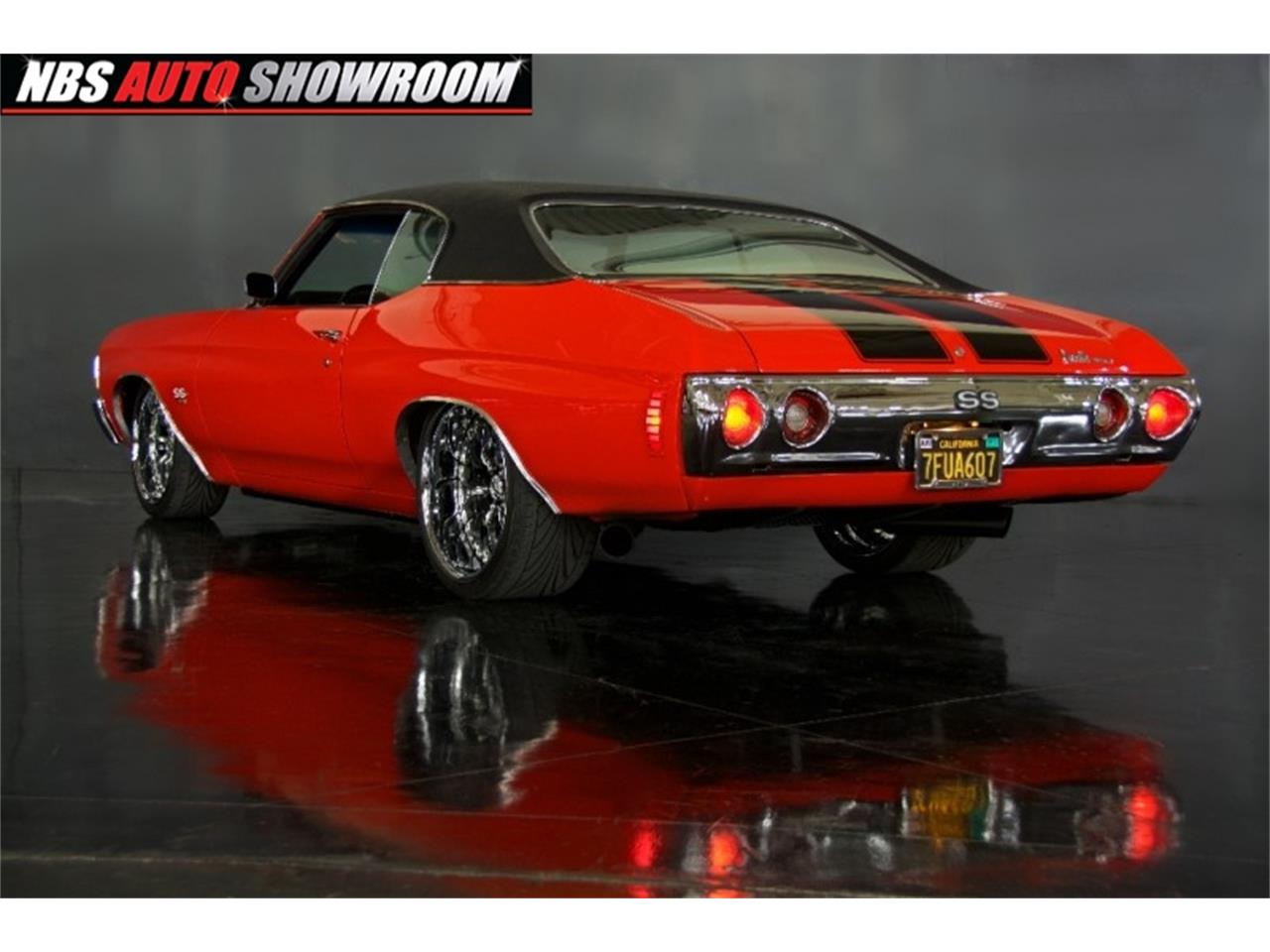 Large Picture of 1972 Chevrolet Chevelle - KCKI