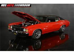 Picture of Classic '72 Chevelle Offered by NBS Auto Showroom - KCKI