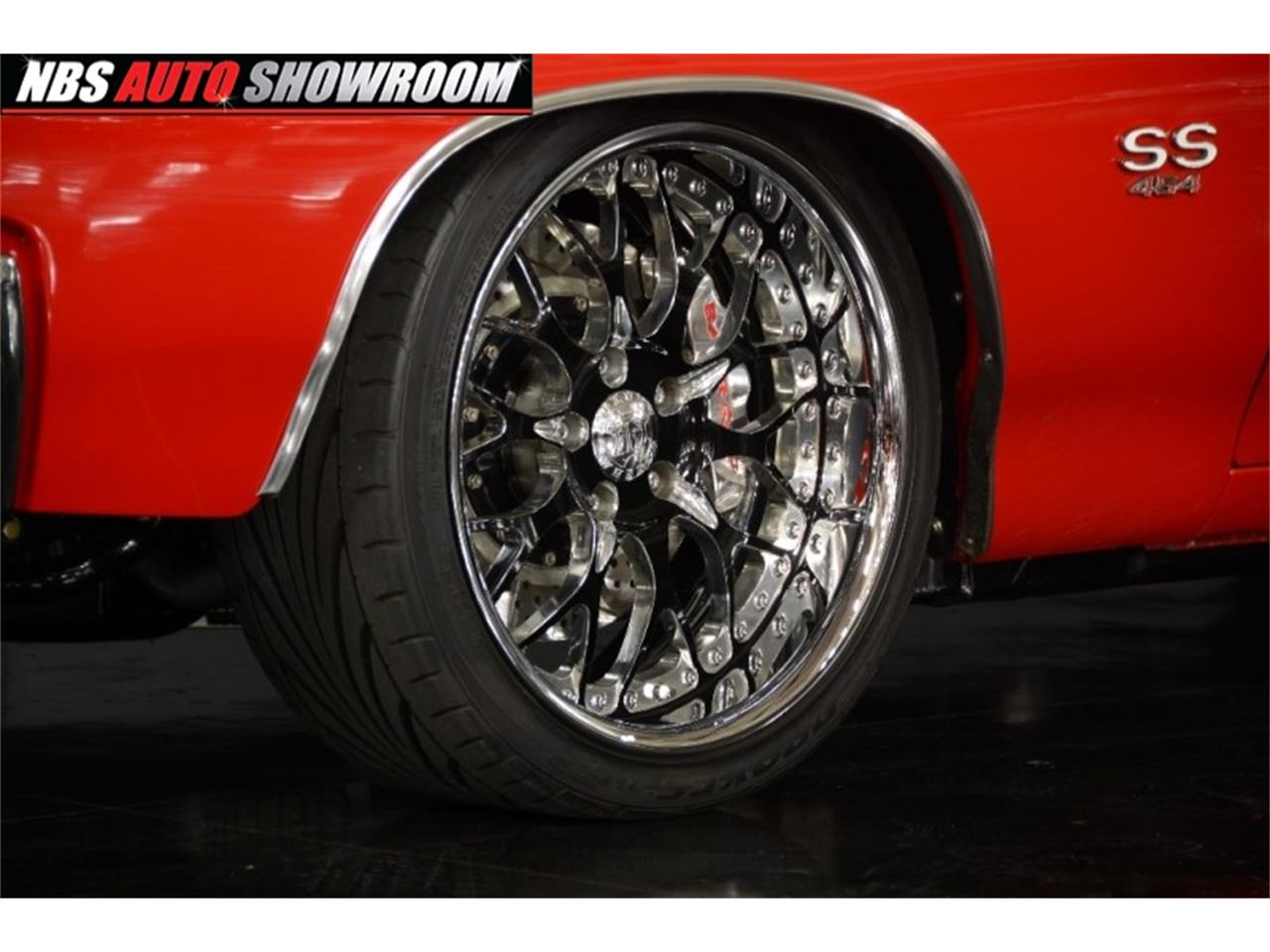 Large Picture of '72 Chevrolet Chevelle located in Milpitas California - $70,067.00 - KCKI