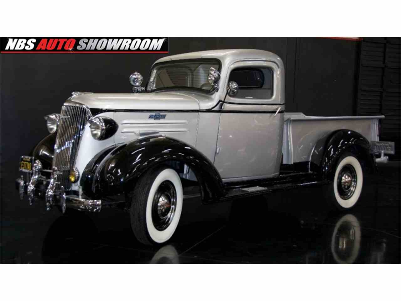 Large Picture of '37 Pickup - KCKK