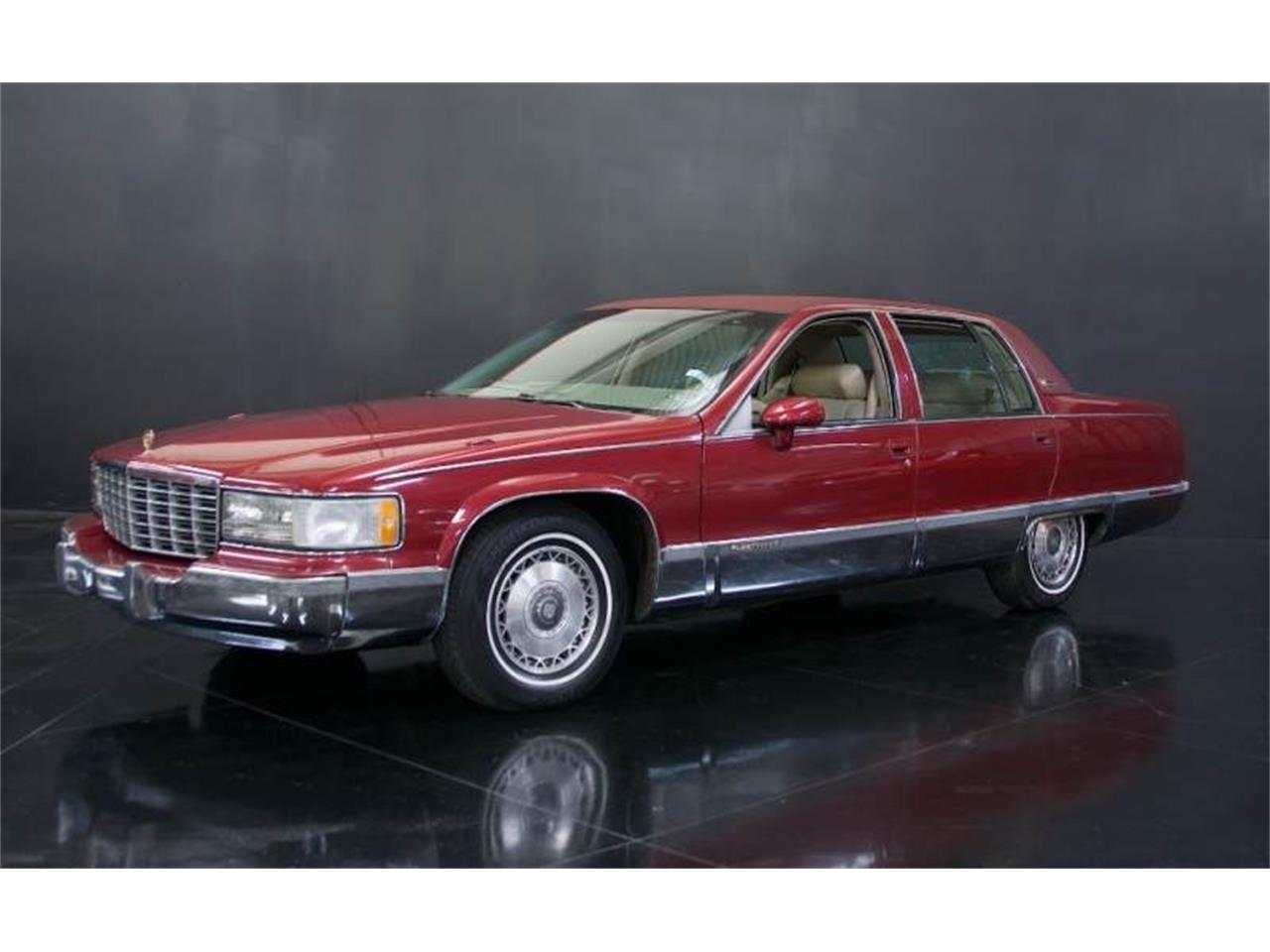 Large Picture of '94 Fleetwood - KCKT