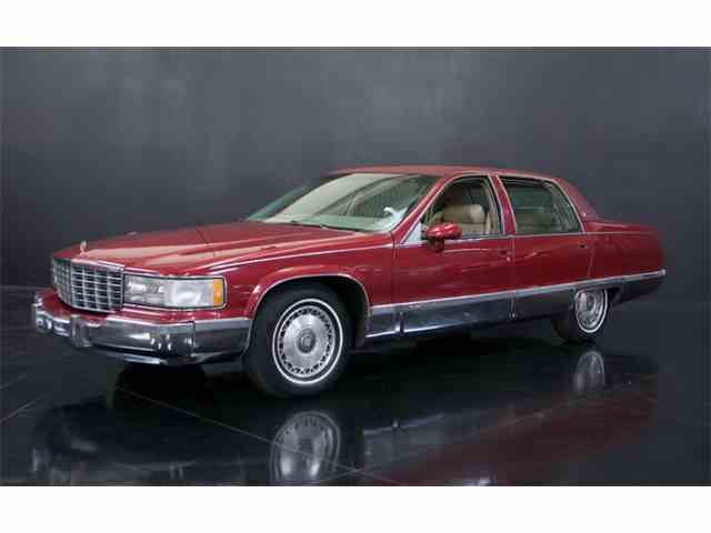 1994 to 1996 Cadillac Fleetwood for Sale on ClicCars.com