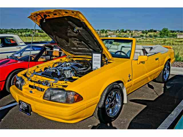 Picture of '93 Mustang - KCKX