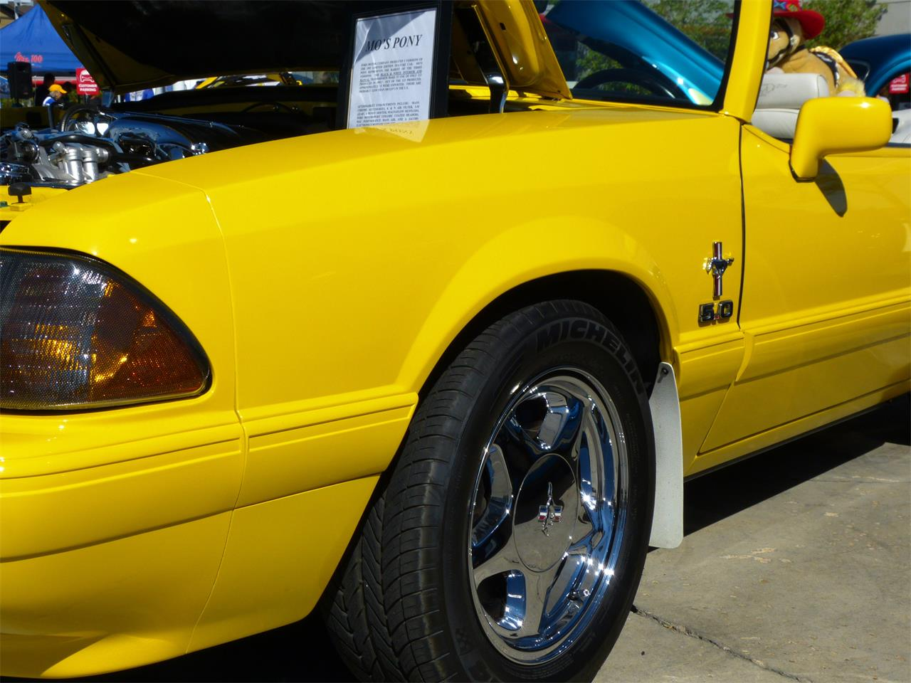 Large Picture of '93 Mustang - KCKX