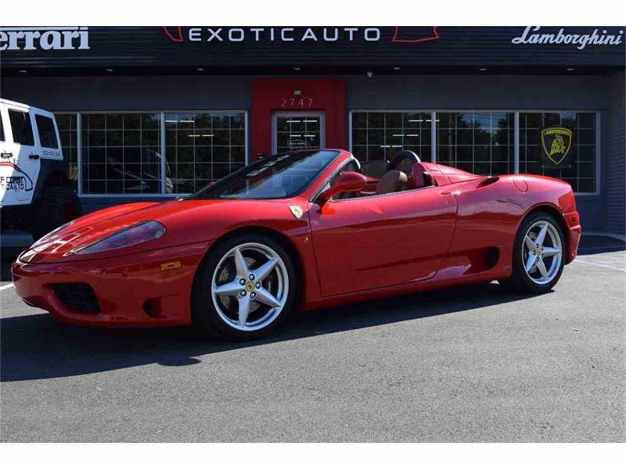 Large Picture of '04 Ferrari 360 - $84,900.00 - KCL8