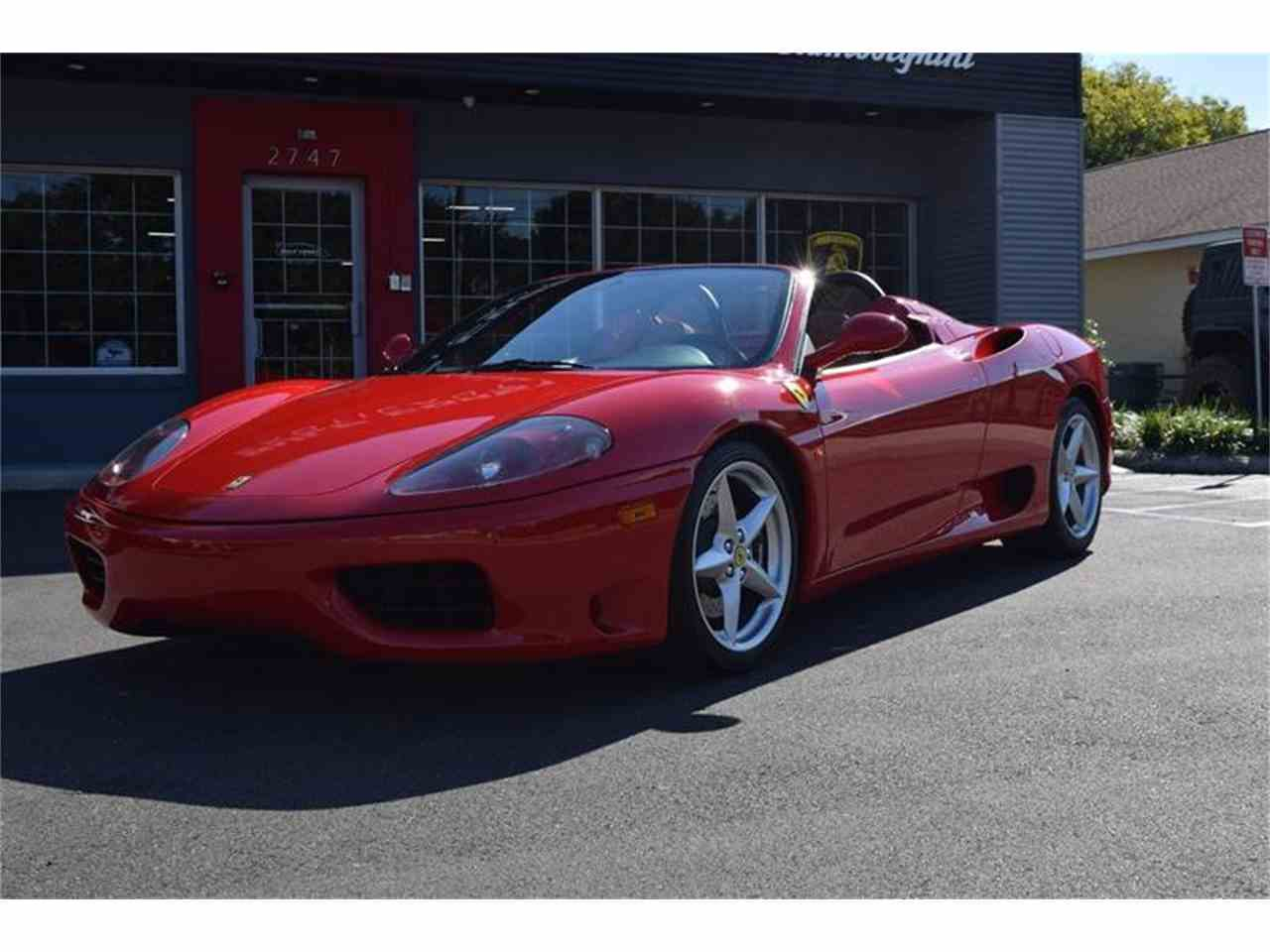 Large Picture of 2004 Ferrari 360 located in Biloxi Mississippi - KCL8