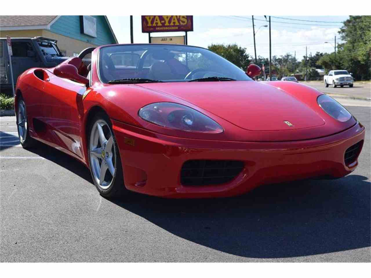 Large Picture of '04 Ferrari 360 - $84,900.00 Offered by Gulf Coast Exotic Auto - KCL8