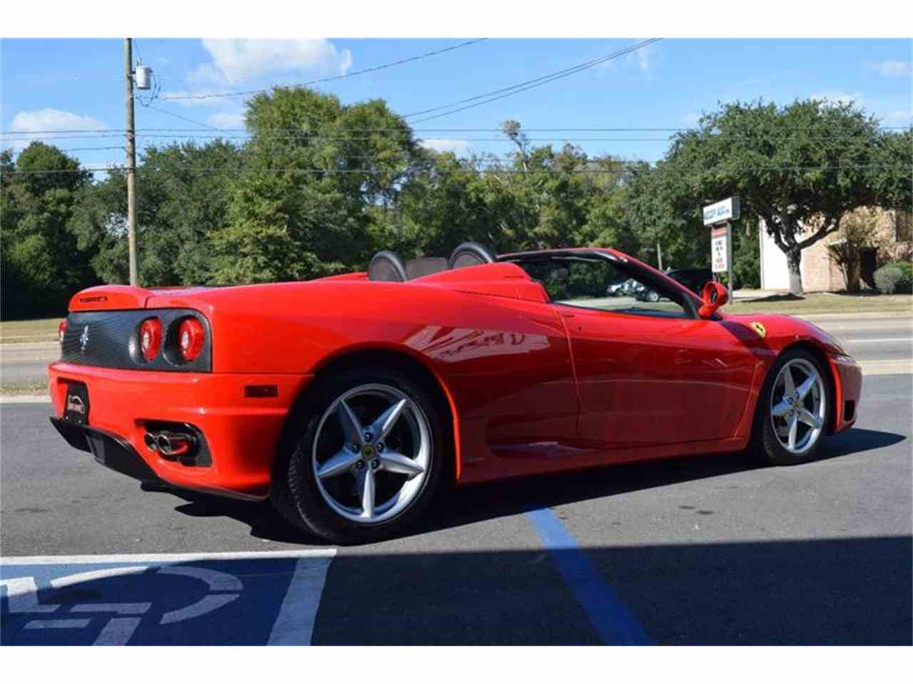 Large Picture of '04 Ferrari 360 located in Biloxi Mississippi - $84,900.00 Offered by Gulf Coast Exotic Auto - KCL8