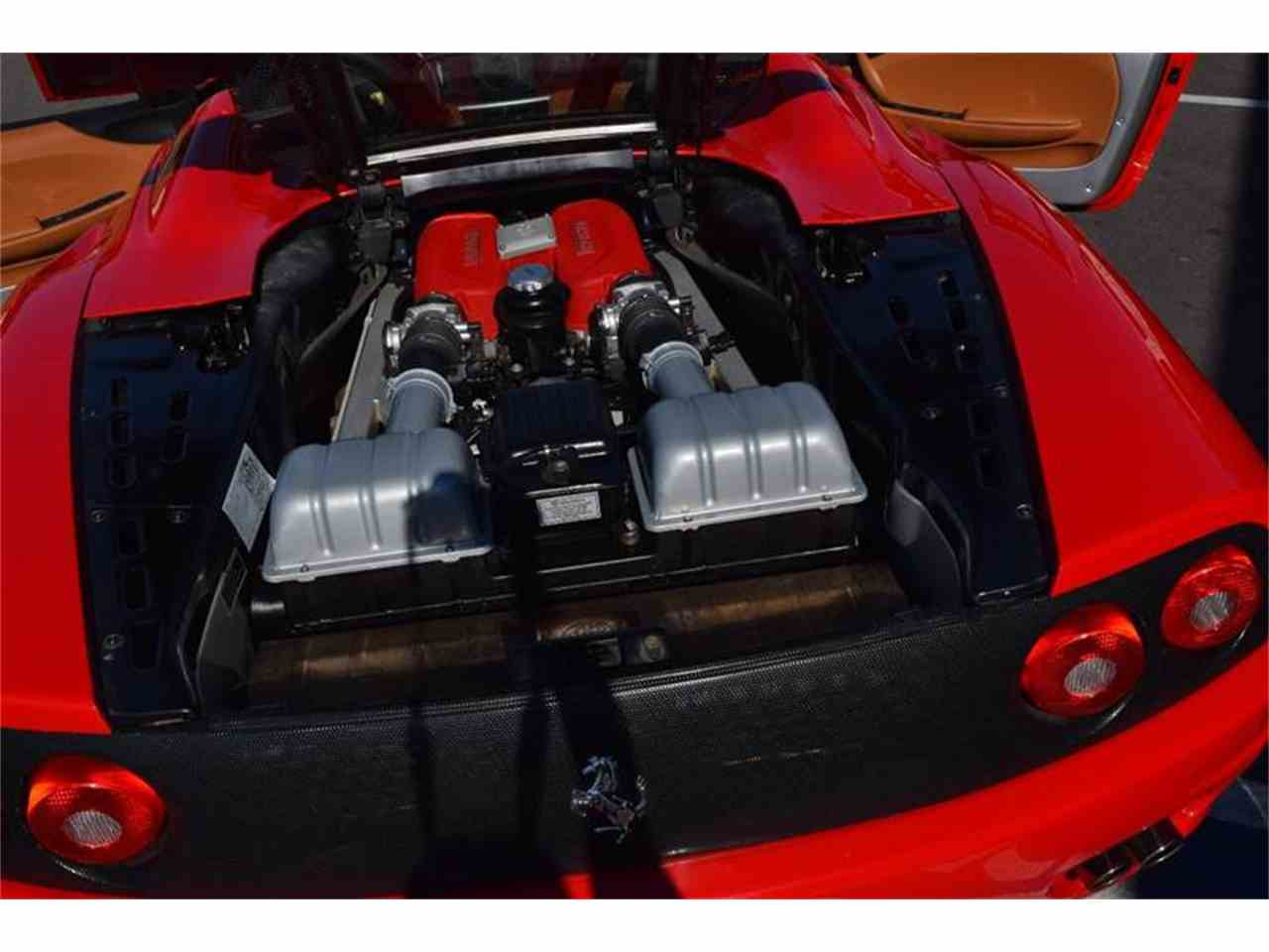 Large Picture of '04 Ferrari 360 located in Biloxi Mississippi Offered by Gulf Coast Exotic Auto - KCL8