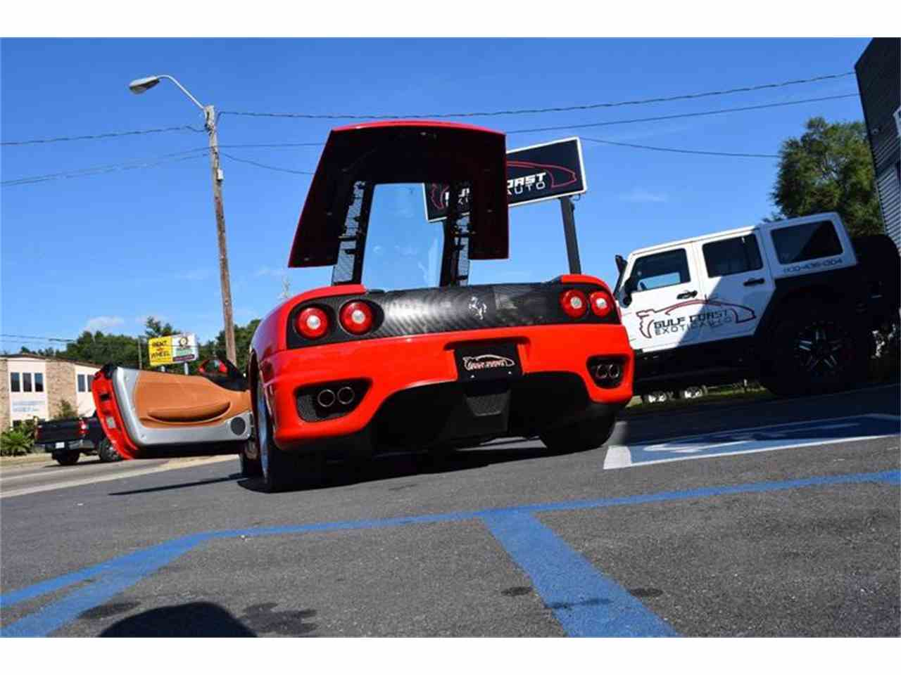 Large Picture of '04 Ferrari 360 located in Biloxi Mississippi - KCL8
