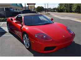 Picture of 2004 Ferrari 360 located in Biloxi Mississippi - KCL8
