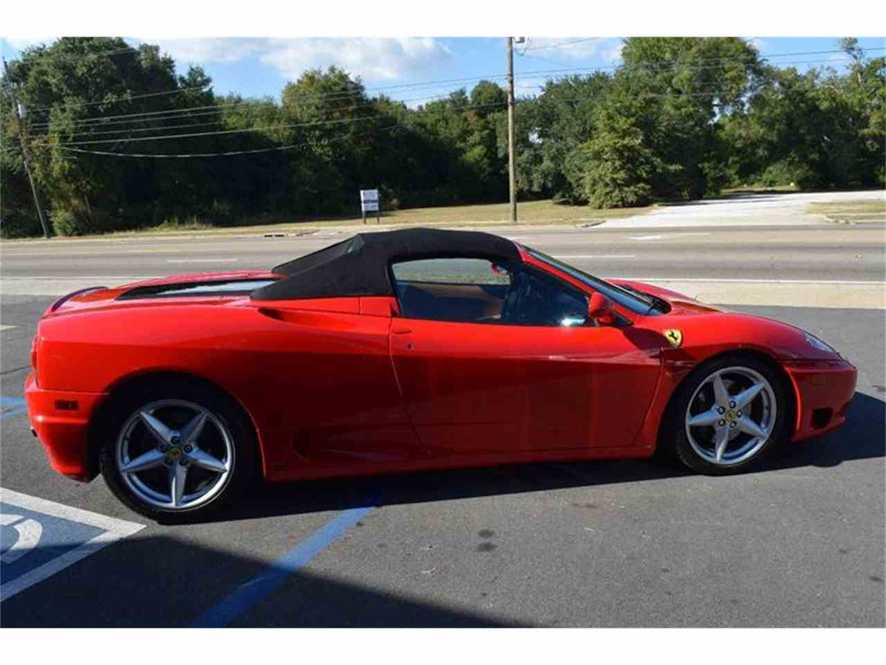 Large Picture of 2004 Ferrari 360 Offered by Gulf Coast Exotic Auto - KCL8