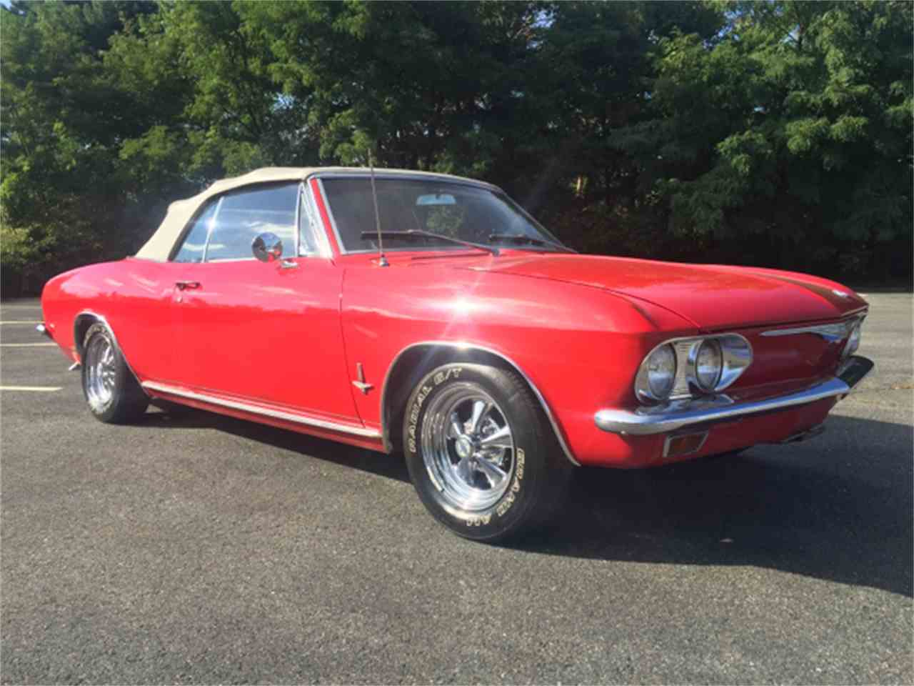 Old 4 Door Trucks For Sale >> 1965 Chevrolet Corvair for Sale   ClassicCars.com   CC-940944