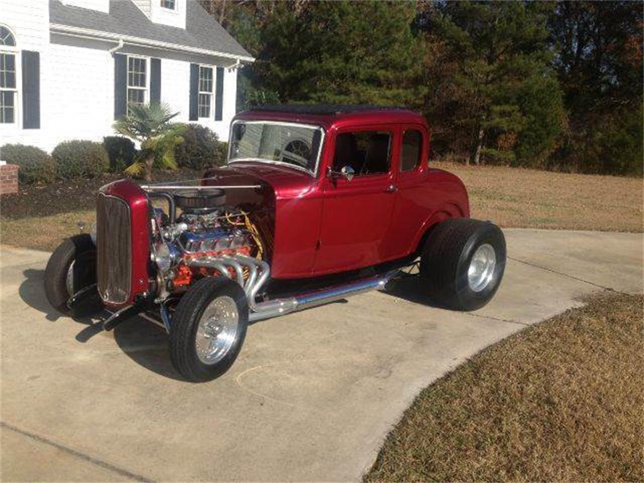 Large Picture of Classic 1932 Ford Coupe Offered by B & S Enterprises - K61H
