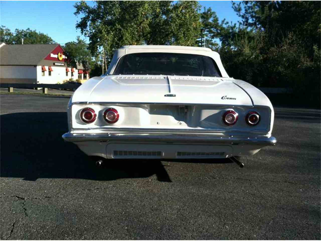 Large Picture of '65 Corvair - K61L