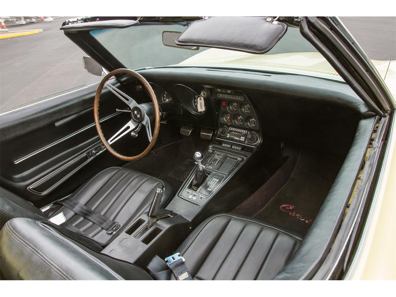 Large Picture of 1968 Chevrolet Corvette - $33,500.00 Offered by a Private Seller - KCON